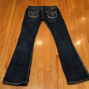 Silver Tuesday Jeans 28W/33L